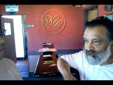 FoodTube.net, Indian Restaurant, Kabab & Curry's, Santa Clara, CA