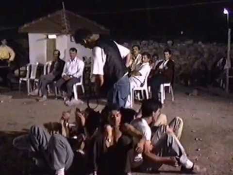e.altintassazlar köyü1995 senesinin sazlarli genclerinden cezayir oyunu