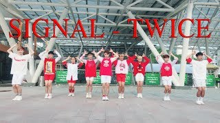TWICE - Signal (Dance Cover) by Heaven Dance Team from Vietnam