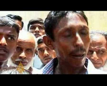 Political activists detained in Bangladesh - 17 Jun 08