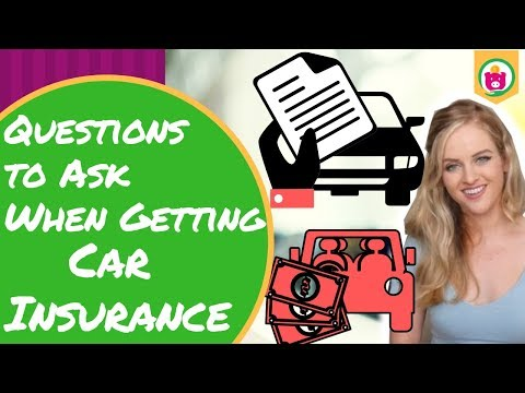 Three Questions to Ask When Getting Car Insurance | Save Money Tricks |