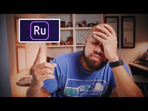 ADOBE PREMIERE RUSH CC ... MY 1ST IMPRESSIONS and HOW it COMPARES to LUMAFUSION!!