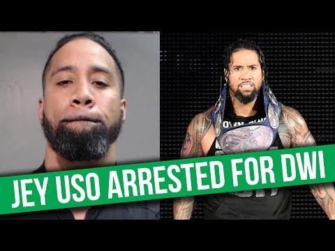 BREAKING: Jey Uso DWI Arrest | Roman Reigns Named By Jailed Steroid Dealer