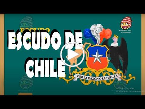 Chile, Partes Del Escudo, Significado De Los Simbolos
