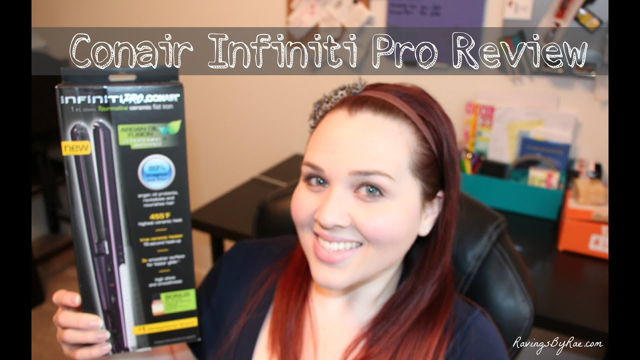 pro review reviews conair infinity airbrush spin infiniti demo rotating youtube watch