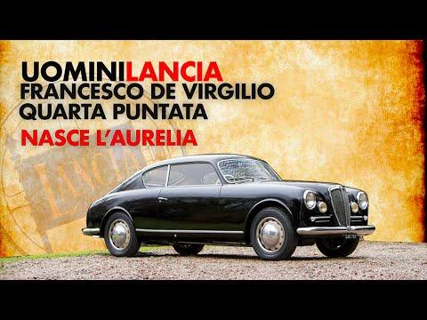 "Uomini Lancia. ""Nasce La Lancia Aurelia"" IV Puntata"
