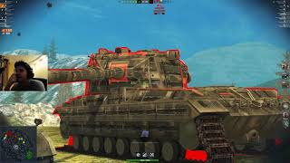 WoT Blitz - Кто Царь ПТ-ОМОН. FV217 Badger vs. T110E3 vs. Объект 263 - World of Tanks Blitz (WoTB)