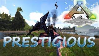 Prestigious Evcilleştirme | Ark Monster #3