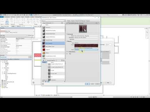 Revit User Certification Create and Modify Walls, Advanced - YouTube