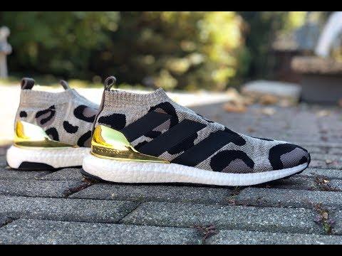 Adidas A16+ Ultra Boost 'CBrown/Ftwrwht