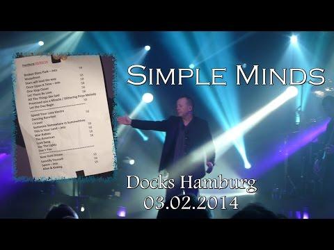 Simple Minds LIVE @ Hamburg 03.02.2014 Full Concert (HD)