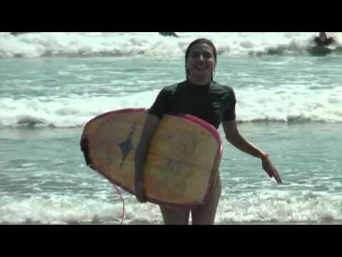 Best surf spots in Nicaragua