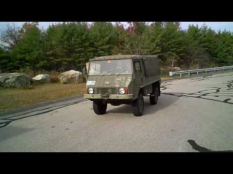 1973 Pinzgauer For Sale