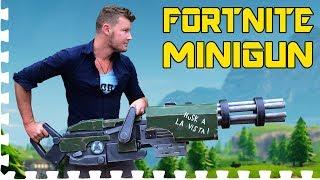 FORTNITE: Minigun - Cosplay Prop ( REAL LIFE )