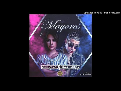 Becky G ft. Bad Bunny | Mayores (Audio Oficial)