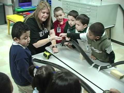 Pierce Early Childhood School Science Lab