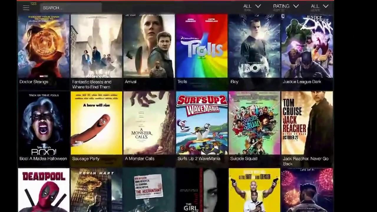 free movie apps for chromecast