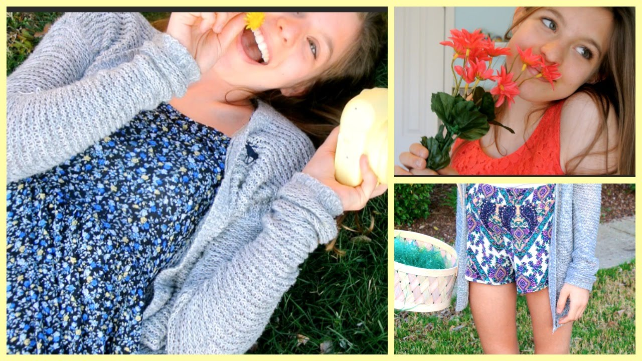 Easter outfits diy easter basket youtube easter outfits diy easter basket negle Choice Image