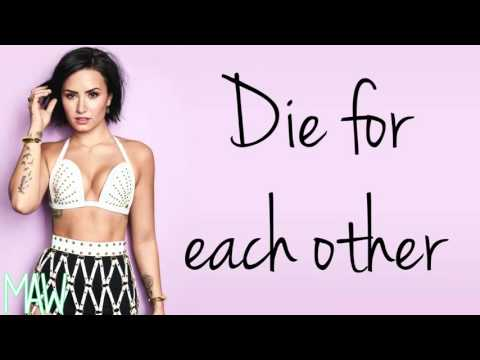 Demi Lovato - Cool For The Summer (With Lyrics)