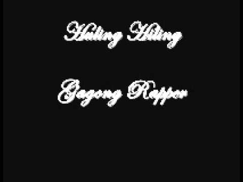 Huling Hiling By Gagong Rapper Mp3