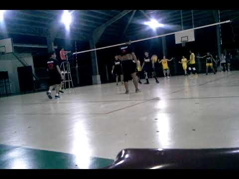 ARSF Championship Volleyball (Men's) Cavite vs Laguna Set 1