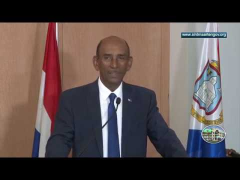 COUNCIL OF MINISTERS PRESS BRIEFING - NOVEMBER 1 2017