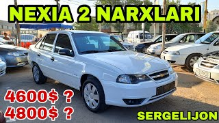 10-Oktyabr #4600$ NEXIA 2 NARXLARI TOSHKENT SERGELI MOSHINA BOZORIDAN