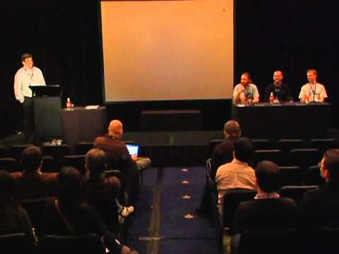 Image from Panel: Python in the webs