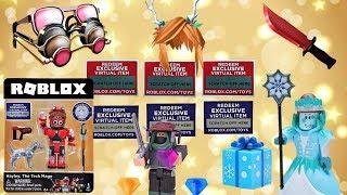 Jouets Roblox - Codes pour vous! Gameplay avec Gia et Bloopers à la fin 😂 SCAVENGER HUNT