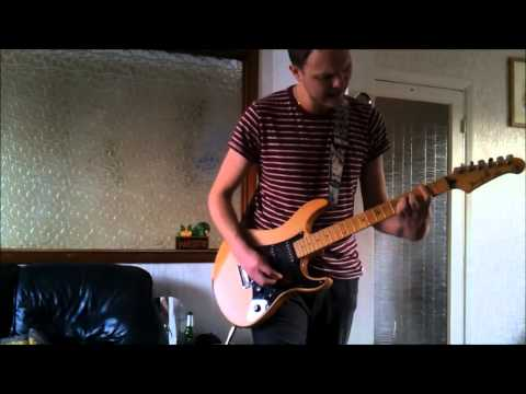 Distillers - Coral Fang (guitar playthrough)