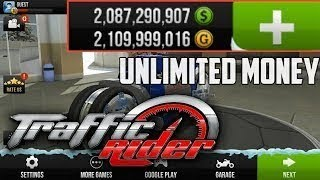 HACK Games Traffic-Rider|Open Toma Motorcycle(ANDROID GAMEPLAY)