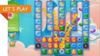 Let's Play - Candy Crush Jelly Saga (Misty Saved!!) screenshot 3