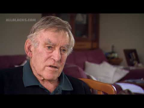 All Blacks Legends: Sir Colin Meads