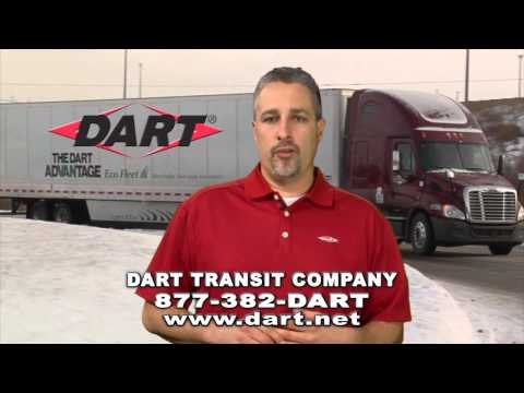 Dart Truck Driving Jobs