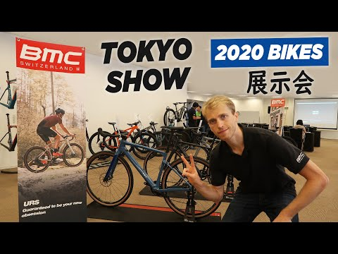 New 2020 BMC Bikes Are In! Full Range Intro (Tokyo Show)