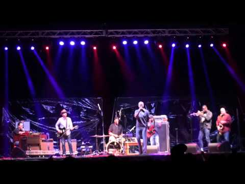 JJ Grey and Mofro - full set - Yonder Harvest Festival Ozark AR 10-17-13 HD tripod