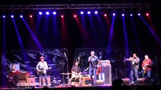 JJ Grey and Mofro - full set - Yonder Harvest Festival Ozark AR 10-17-13 HD tripod