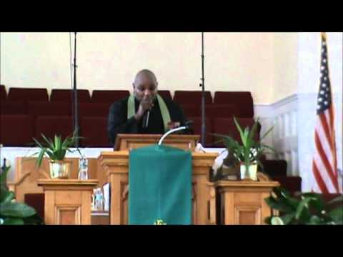 Trinity UAME Church, Newark, NJ - Your Assignment - Rev. Dr. Adolphus Scott Jr. (7.14.2013)