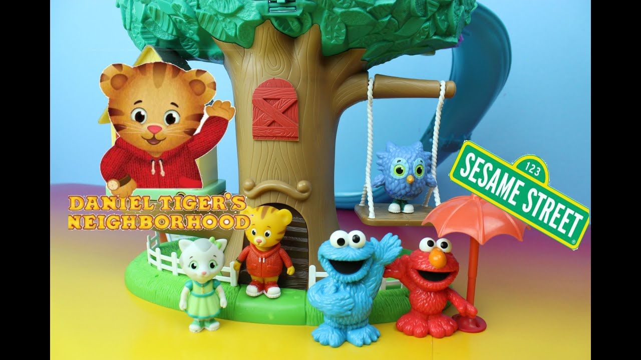 Daniel Tiger S Neighborhood 3 In 1 Transformation