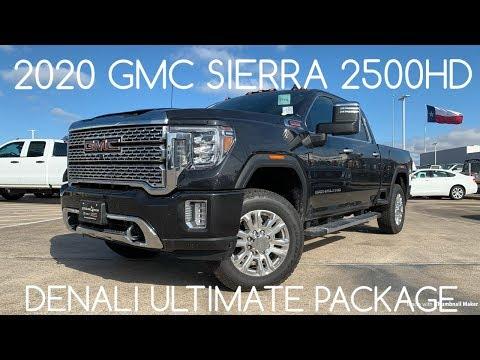 2020-gmc-sierra-2500hd-denali:-$80,000-heavy-duty-truck