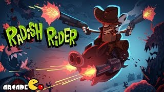 Radish Rider - Android/iOS Gameplay Trailer