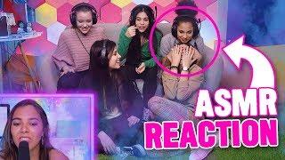 Reagiamo agli ASMR più assurdi di YouTube