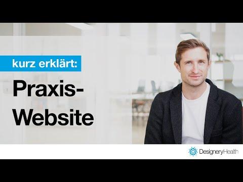 Praxis-Website kurz erklärt