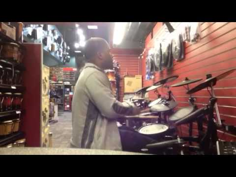 Devon Libran - Drumming