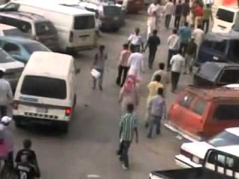 Thieves pick pocketing near OMC Clinic Parking Area at Batha Road, Batha, Riyadh, Saudi Arabia