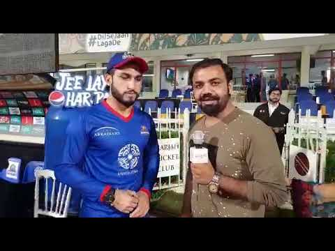 Usman Shinwari of Karachi Kings talks about today's victory - PSL3 @ UrduPoint