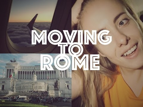 When in Rome #1 // I moved to Rome!?
