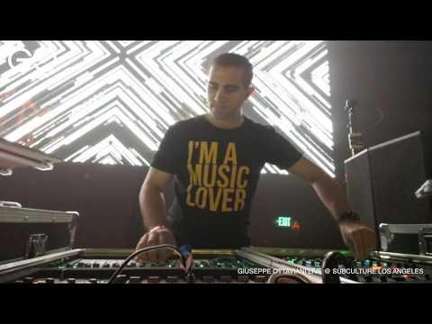 Giuseppe Ottaviani LIVE @ Subculture LA
