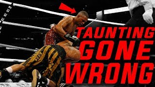 Fighter Knocked Out for Taunting thumbnail