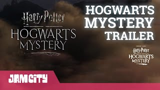 Harry Potter: Hogwarts Mystery Official Teaser Trailer